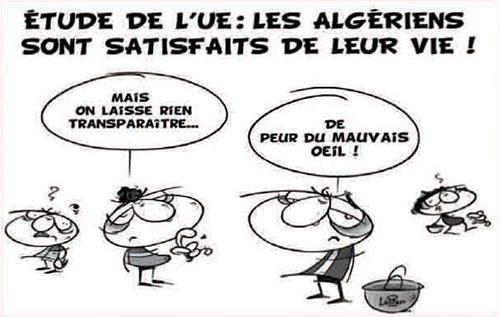 Etude de l'UE: Les Algériens sont satisfaits de leur vie - Vitamine - Le Soir d'Algérie - Gagdz.com