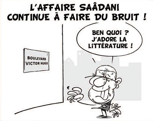L'affaire saâdani continue à faire du bruit - Vitamine - Le Soir d'Algérie - Gagdz.com