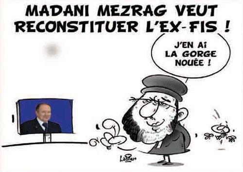 Madani Mezrag veut reconstituer l'ex fis - Vitamine - Le Soir d'Algérie - Gagdz.com