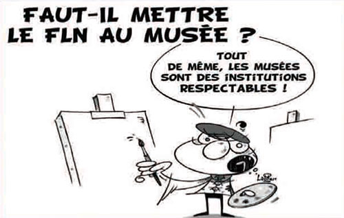 Faut-il mettre le fln au musée ? - Vitamine - Le Soir d'Algérie - Gagdz.com