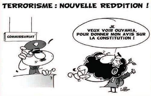 Terrorisme: Nouvelle réddition - Vitamine - Le Soir d'Algérie - Gagdz.com