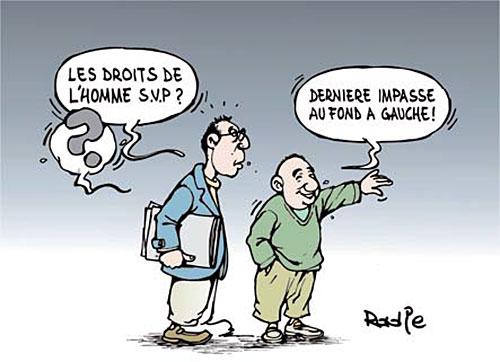 Droits de l'homme - Ghir Hak - Les Débats - Gagdz.com