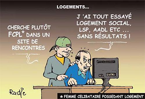 Logements - Ghir Hak - Les Débats - Gagdz.com