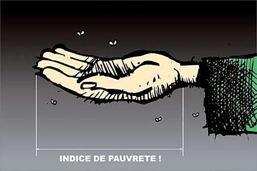 Indice de pauvreté - Ghir Hak - Les Débats - Gagdz.com