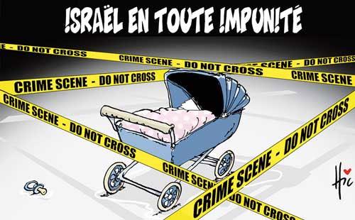 Israel en toute impunité - Le Hic - El Watan - Gagdz.com