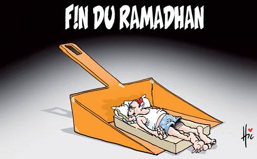 Fin du ramadhan