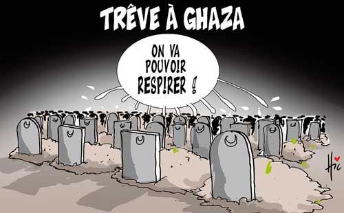 Trêve à Ghaza - Le Hic - El Watan - Gagdz.com