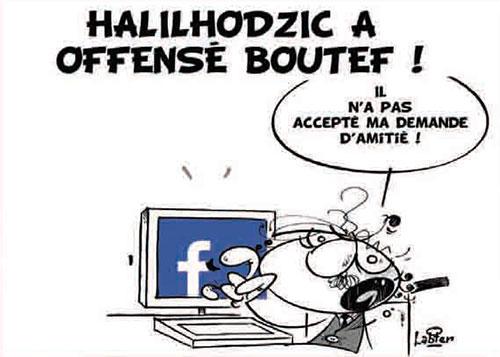 Halilhodzic a offensé Boutef - Vitamine - Le Soir d'Algérie - Gagdz.com