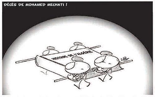 Décès de Mohamed Mechati - Vitamine - Le Soir d'Algérie - Gagdz.com