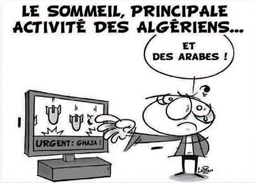 Le sommeil, principale activité des algériens - Vitamine - Le Soir d'Algérie - Gagdz.com