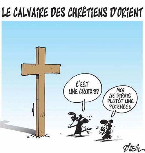 Le calvaire des chrétiens d'orient