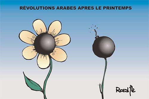 Révolutions arabes après le printemps - Ghir Hak - Les Débats - Gagdz.com