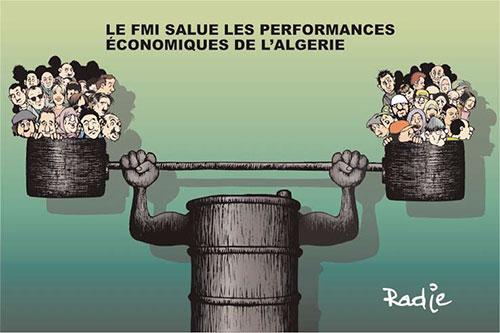 Le FMI salue les performances économiques de l'Algérie - Ghir Hak - Les Débats - Gagdz.com