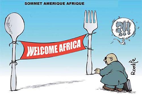 Sommet Amerique Afrique - Ghir Hak - Les Débats - Gagdz.com