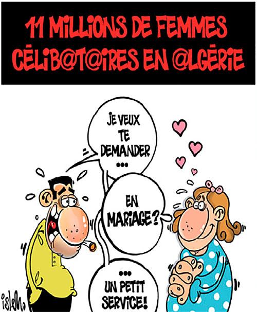 Recherche femme celibataire en algerie