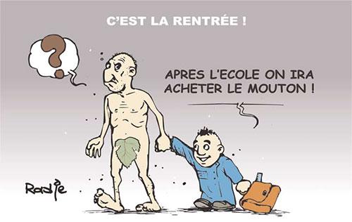 C'est la rentrée - Ghir Hak - Les Débats - Gagdz.com