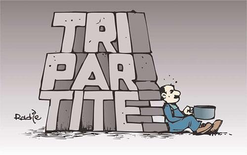 Tripartite - Ghir Hak - Les Débats - Gagdz.com
