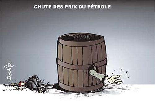 Chute des prix du pétrole - Ghir Hak - Les Débats - Gagdz.com