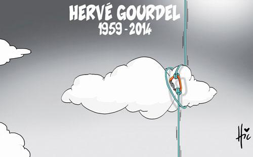 Hervé Gourdel : 1959 - 2014 - Le Hic - El Watan - Gagdz.com