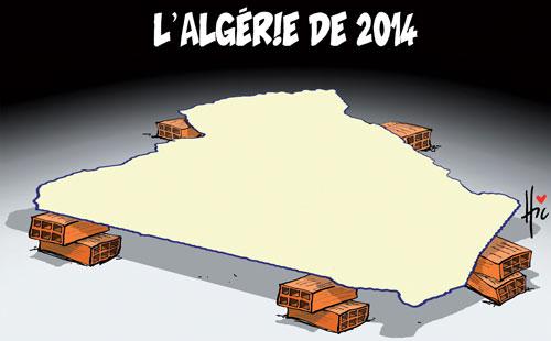 L'Algérie de 2014 - Le Hic - El Watan - Gagdz.com