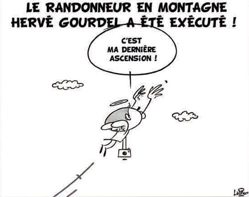 Le randonneur en montagne Hervé Gourdel a été exécuté - Vitamine - Le Soir d'Algérie - Gagdz.com