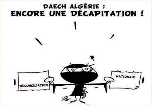Daech Algérie: Encore une décapitation - Vitamine - Le Soir d'Algérie - Gagdz.com