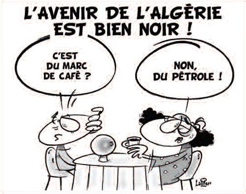 L'avenir de l'Algérie est bien noir - Vitamine - Le Soir d'Algérie - Gagdz.com