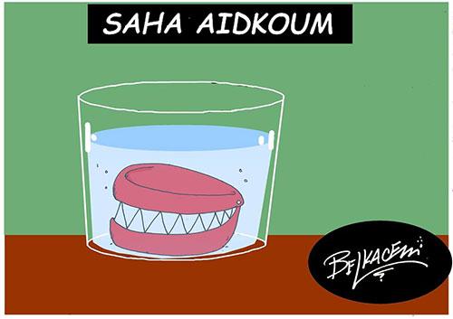 Saha aidkoum - Belkacem - Le Courrier d'Algérie - Gagdz.com