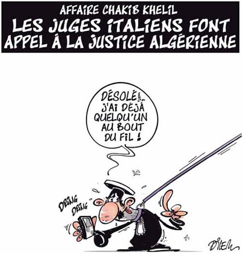 Affaire Chakib Khelil: Les juges italiens font appel à la justice algérienne