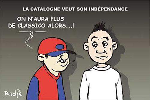 La catalogne veut son indépendance - Ghir Hak - Les Débats - Gagdz.com