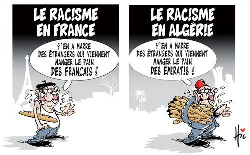 Racisme - Le Hic - El Watan - Gagdz.com
