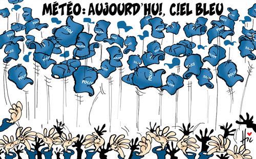 Météo: Aujourd'hui, ciel bleu - Le Hic - El Watan - Gagdz.com