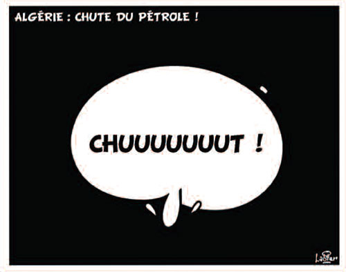 Algérie: Chute du pétrole - Vitamine - Le Soir d'Algérie - Gagdz.com