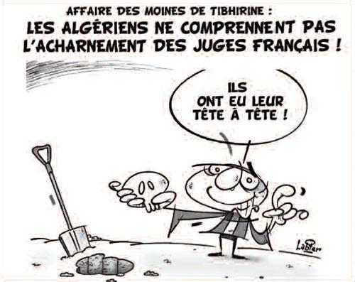 Affaire des moines de Tibhirine: Les Algériens ne comprennent pas l'acharnement des juges français - Vitamine - Le Soir d'Algérie - Gagdz.com