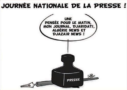Journée nationale de la presse - Vitamine - Le Soir d'Algérie - Gagdz.com