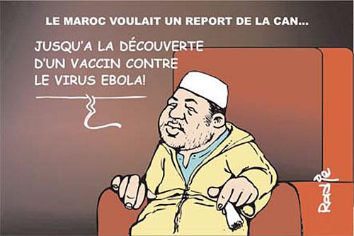 Le Maroc voulait un report de la CAN - Ghir Hak - Les Débats - Gagdz.com