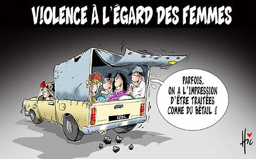 Violence à l'égard des femmes - Le Hic - El Watan - Gagdz.com