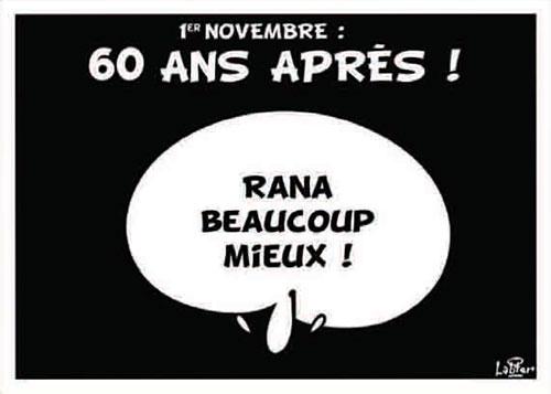1er novembre: 60 ans après - Vitamine - Le Soir d'Algérie - Gagdz.com
