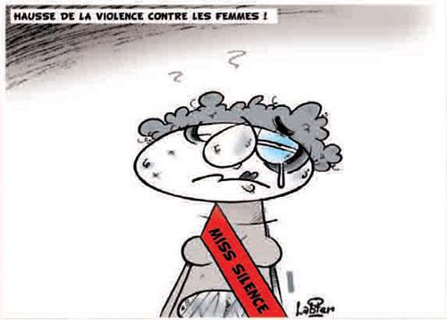 Hausse de la violence contre les femmes - Vitamine - Le Soir d'Algérie - Gagdz.com