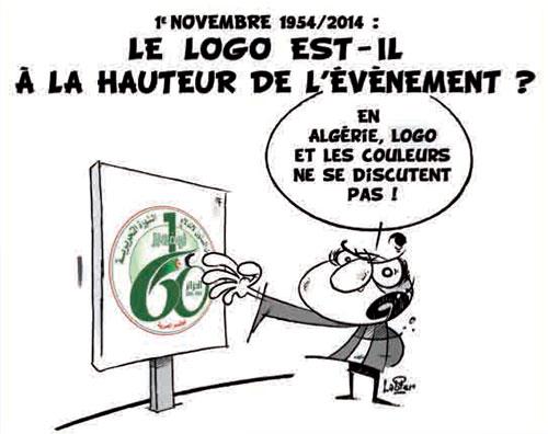 1er novembre 1954/2014: Le logo est-il à la hauteur de l'évènement ? - Vitamine - Le Soir d'Algérie - Gagdz.com