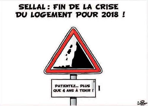 Sellal:: Fin de la crise du logement pour 2018 - Vitamine - Le Soir d'Algérie - Gagdz.com