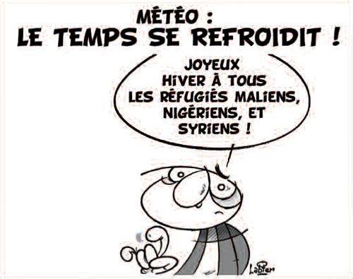 Météo: Le temps se refroidit - Vitamine - Le Soir d'Algérie - Gagdz.com