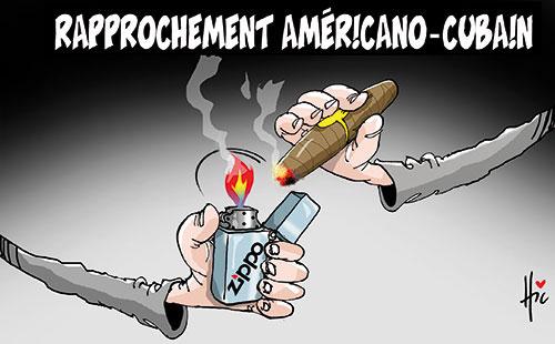 Rapprochement américano-cubain - Le Hic - El Watan - Gagdz.com