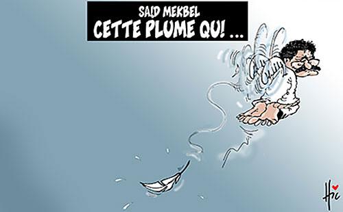 Said Mekbel: Cette plume qui... - Le Hic - El Watan - Gagdz.com