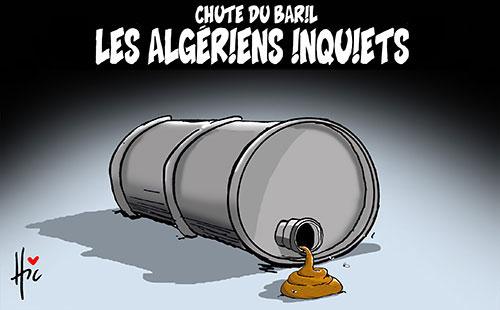 Chute du baril: Les Algériens inquiets - Le Hic - El Watan - Gagdz.com