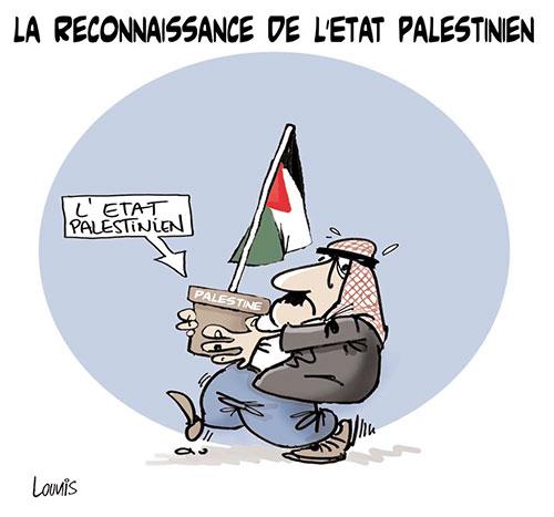 La reconnaissance de l'état palestinien - Lounis Le jour d'Algérie - Gagdz.com
