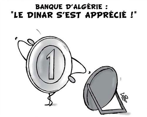 Banque d'Algérie: Le dinar s'est apprécié - Vitamine - Le Soir d'Algérie - Gagdz.com