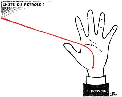 Chute du pétrole - Vitamine - Le Soir d'Algérie - Gagdz.com