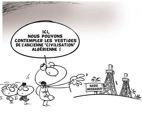 Baisse des prix du pétrole