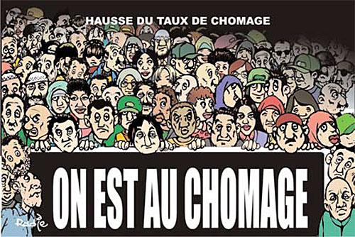 Hausse du taux de chômage - Ghir Hak - Les Débats - Gagdz.com
